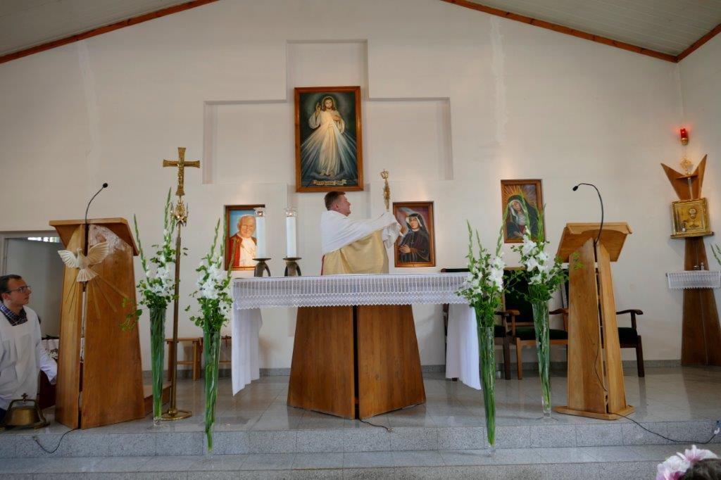 Boże Ciało i rocznica I Komunii Świętej, 11 czerwca 2020 roku
