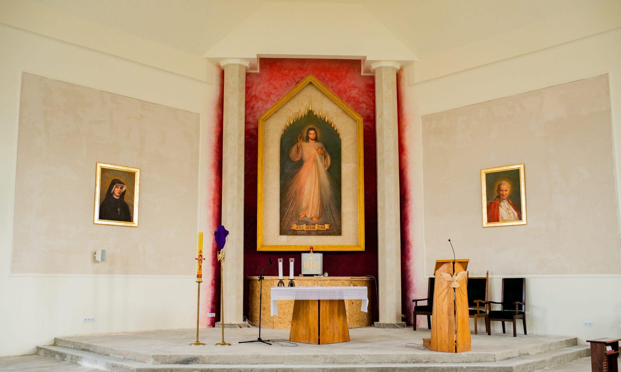 Parafia p. w. Jezusa Miłosiernego